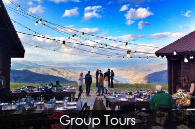 Group Tours in Utah Valley
