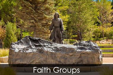 Faith Groups in Utah Valley