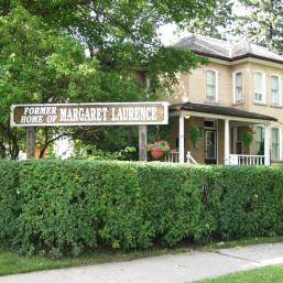 House of Manitoba literary legend Margaret Laurence