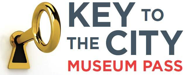 2017 Key to the City Logo