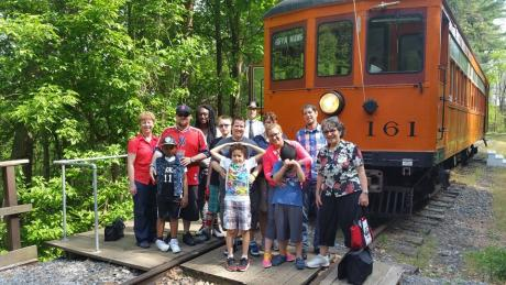 New York Museum of Transportation Trolley Tours