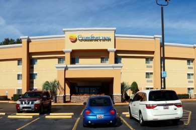 Comfort Inn - Bush River Road