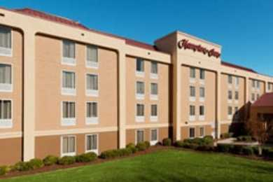 Hampton Inn Lexington Exterior