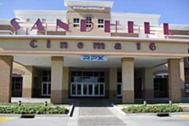 Sandhill Cinema 16