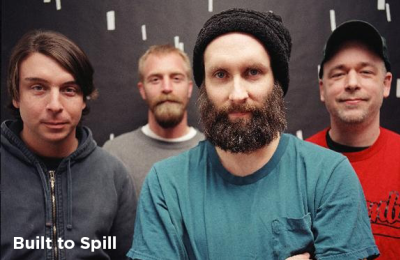 Built to Spill will Perfrom at Dogfish Head