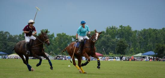 King Family Vineyards Polo Match