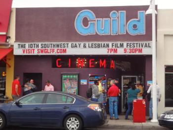 Gay & Lesbian Film Festival Guild Theater