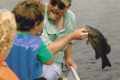 Fishing with Maine Outdoors