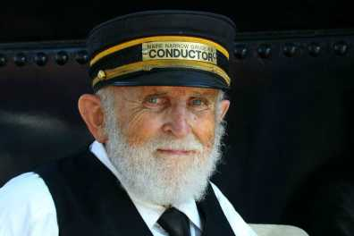 Conductor Arthur Hussey