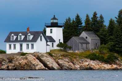 Indian Island Light