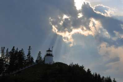 Morning in Maine photo of Owls Head Light