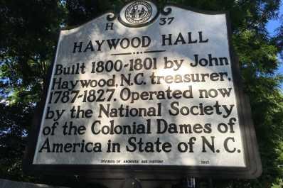 Haywood House