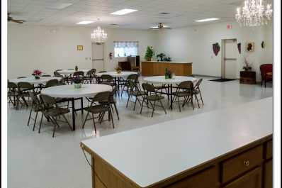 Special Events Room