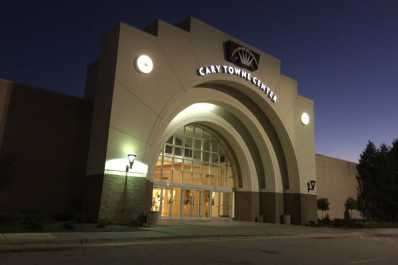 Cary Towne Center Entrance