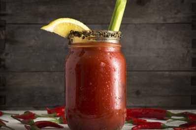 Hail Mary Bloody Mary