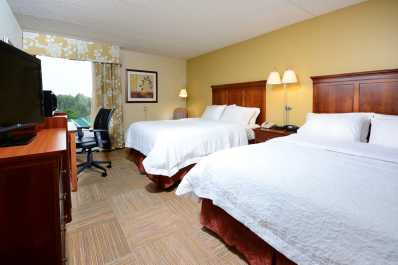 Relax in the comfortable guest rooms!