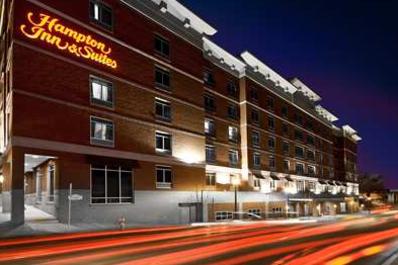 Hampton Inn & Suites Raleigh Downtown/Glenwood South