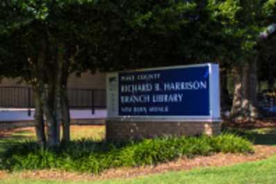 Richard B. Harrison Community Library