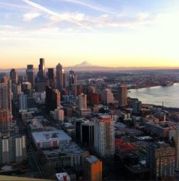 Best City Views in Seattle Space Needle