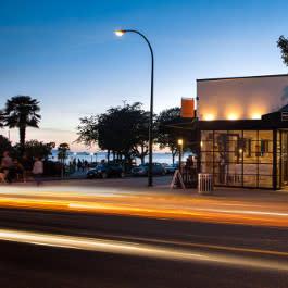 Beach Bay Cafe