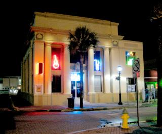 Bank and Blues Club