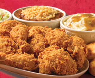 Popeye's Famous Fried Chicken & Biscuits