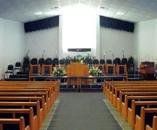 Apostolic Faith Temple Of The Paw