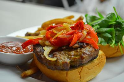 Lamb Burger, City kitchen