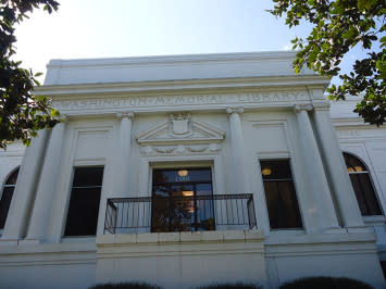 washington library