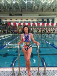 Diane Mueller Senior State Games