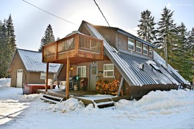 Mt. Rainier Cabin
