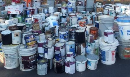 Paint Recycling