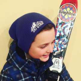 Ski Utah beanie
