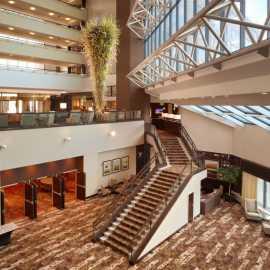 Marriott UPark Atrium