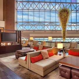 Hotel Lobby - Pitcher's Entrance