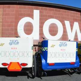 SLUG Mag Pedicabs