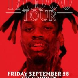 Denzel Curry @ The Complex