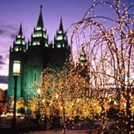 Historic Temple Square