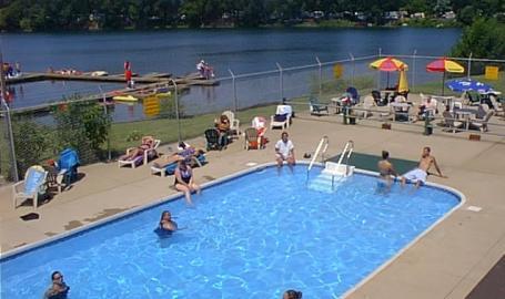 Yogi Camp Jellystone Hotel Portage Pool