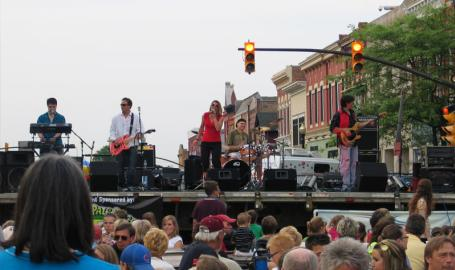 City of Crown Point Things to Do Festivals