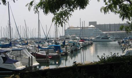 City of Hammond Things to Do Marina