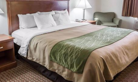 Comfort Inn Hotel Hebron king