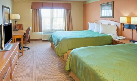 Country Inn & Suites Hotel Portage Double