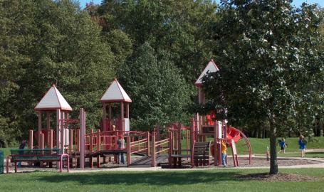 Lake County Parks Outdoors Oak Ridge Prairie Griffith
