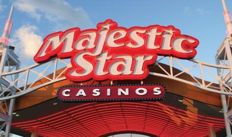 Majestic Hotel Casino Gary Exterior