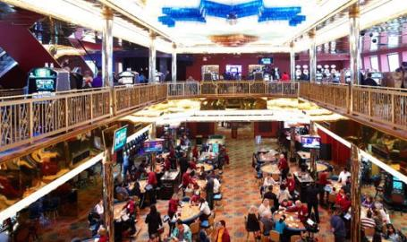 Majestic Hotel Casino Gary Floor