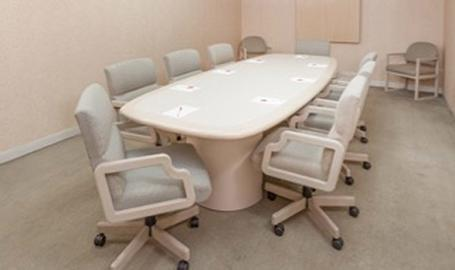 Ramada Hotel Hammond board room