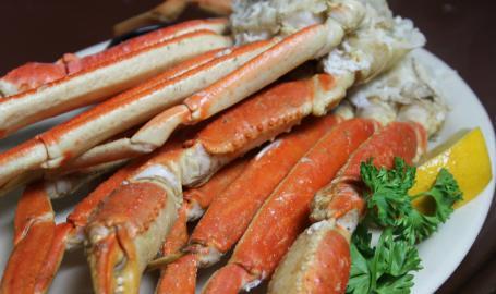 White Rhino Bar and Grill Dyer Alaskan Crab Legs