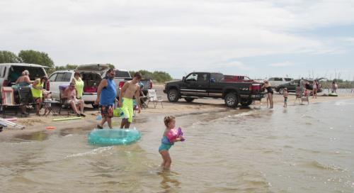 Cedar Bluff State Park Family Tailgate