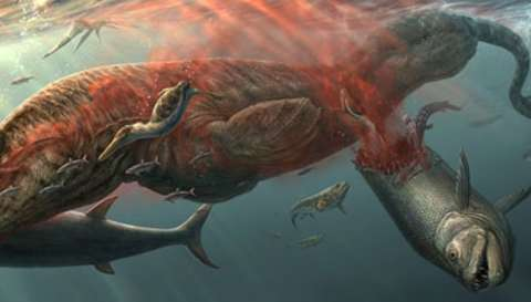 Savage Ancient Seas